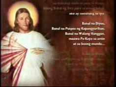 Divine Mercy Prayer (3 o'clock prayer)