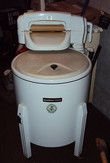Vintage Speed Queen Wringer Washer in M_and_K's Garage Sale in Charleroi , PA for $200. Working Vintage Speed Queen Wringer Washer in Excellent Condition.  Will accept money order or cash.