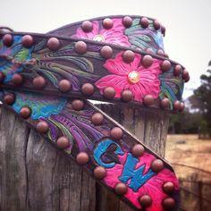 Cactus Kate Belt  *LORI DARLIN*