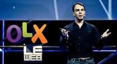 Fundador da OLX pede demissão e doa seus bens para a caridade