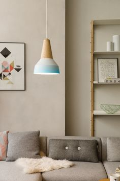 Kolor ścian i drewno