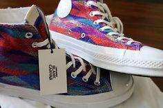 Converse CTAS 70 HI 156308C NY Geometric Jacquard Mens Shoes Size 9 Women s  11 970da39861e