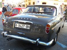 Rover 3.5 Litre Coupé P5B in Spain