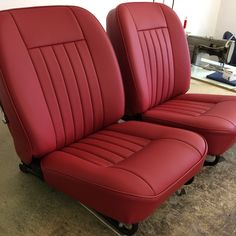 - IMC Car Interior Upholstery, Automotive Upholstery, Custom Car Interior, Truck Interior, Garniture Automobile, Mini Cooper Custom, Volkswagen Beetle Vintage, Vw Engine, Leather Car Seats
