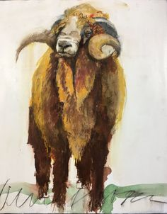 Southwestern Paintings, Art Portfolio, Moose Art, Animals, Animales, Animaux, Animal, Animais
