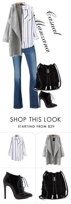 """Casual Manzana"" by anamayo on Polyvore featuring moda, Pepe Jeans London y Vince Camuto"