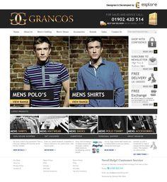 http://stores.ebay.co.uk/Grancos-Clothing