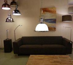 Showroom winkel . Huisdecoratie interieur verlichting voor woonkamer ...