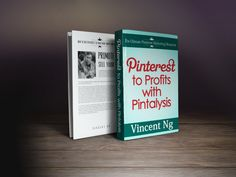 Pinterest to Profits with Pintalysis by Vincent Ng of @mcngmarketing. 199 Page e-book that will show you how to gain more followers, how to get your pins to rank higher in Pinterest and Google Search results, and how to create pinnable and viral images.