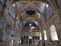 Christliche Enklave:  Einst gab es in Livissi, wie das griechisch geprägte...