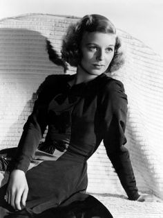 Margaret Sullavan...cute and feisty, and so much fun to watch.