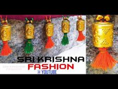 HOW TO MAKE SAREE KUCHU - DESIGN 12 DIY TUTORIAL LEARN SAREE KUCHU # TASSELS / SAREE KUCHU MAKING - YouTube