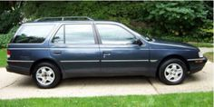 i cant believe Peugeot sold the 405 estates here for as long as they did......   what other mid-level estate was offered in the states in 1990?