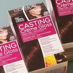 FLYINGHOUSEWIVE: Casting Crème Gloss von L'Oréal Paris im Test (Gas...