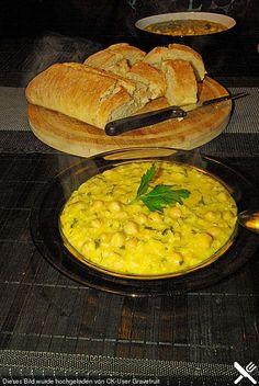 Kichererbsensuppe aus Persien, ein gutes Rezept aus der Kategorie Eintopf. Bewertungen: 8. Durchschnitt: Ø 4,5.