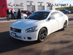 2014 Nissan Maxima 3.5 Sv Sedan For Sale In Highlands Ranch, Co Http://www.larrymillernissan.com/new/Nissan/2014-Nissan-Maxima-bcfb10a90a0a0064026649b220c1ee85.htm