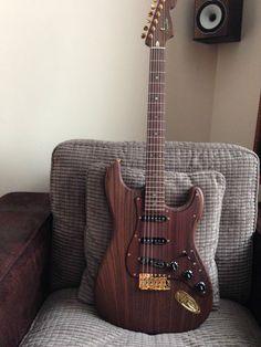 Fender Rosewood Shishkov MB