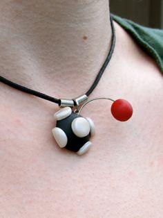 Sgt. Frog (Keroro Gunso) Kero Ball necklace