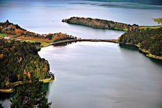 Lagoa das Sete Cidades, São Miguel, Açores