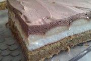 Lehký, svěží a velmi chutný koláček. High Sugar, Italian Cookies, Pavlova, Dessert Recipes, Desserts, Tiramisu, Ham, Nutella, Cheesecake