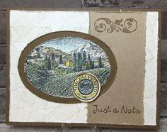 Tuscan Vineyard, 141899