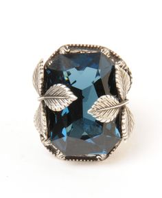 This statement ring is a conversation starter
