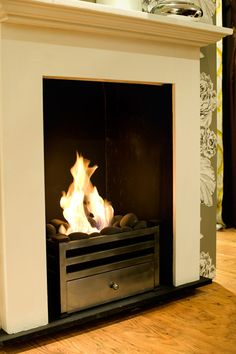 Bio Ethanol And Gel Fireplaces, Real Flame Alternative To Electric Fires.  London Showroom, 11 Years On UK Market.