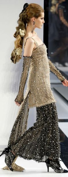 #Chanel  #COUTURE