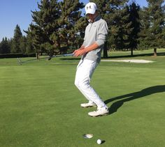 One of the most frustrating things in all of golf is missing a short putt you know you should make. You stick it close to the pin for birdie, or hit a nice pitch in tight enough to save par, and step up to that mere formality only to yank the confounded thing left, shove it right, or convince yourse…
