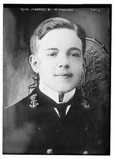 King Manuel II of Portugal
