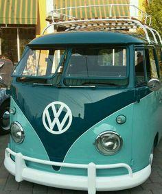 VW bus...