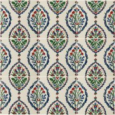 Anatolia Lydia (via Pattern inspiration: Fired Earth tiles « KRISATOMIC)
