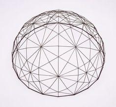 Buckminster Fuller. Geodesic Dome. 1952