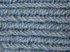 FS 3+3 F3 Säkkijärvi | Neulakintaat Merino Wool Blanket, Stitches, Patterns, Block Prints, Stitching, Dots, Stricken, Pattern, Stitch