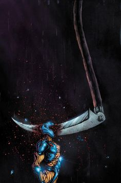 Book of Death: The Fall of X-O Manowar