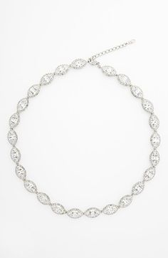 Nadri Marquise Cubic Zirconia Necklace available at #Nordstrom $325