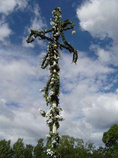 Midsummer Pole, Sweden