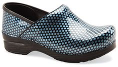 All my medical friends should agree!  The Dansko Professional from the Stapled Clog collection.