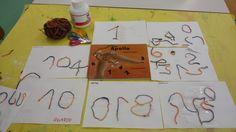 APOLLO, numeri e colori!  - pre e post scuola ''Itinera'' scuola dell'Infanzia via F.lli Cervi Melzo(MI) - #play #school #book