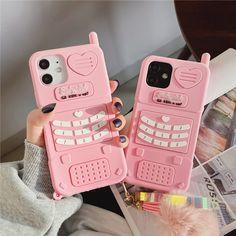 Kawaii Phone Case, Girl Phone Cases, Cute Phone Cases, Iphone Phone Cases, Pink Love, Cute Pink, Barbie Girl, Pretty Iphone Cases, Tablet