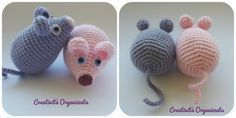 A chubby and easy to make Amigurumi mouse. The original tutorial in Spanish can be found here … Toddler Christmas Gifts, Kids Christmas, Knitting Projects, Crochet Projects, Mickey Mouse, Tween Girl Gifts, Amigurumi Tutorial, Christmas Stocking Stuffers, Stuffed Toys Patterns