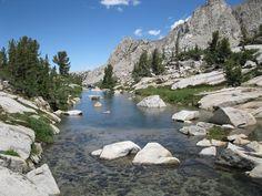Bishop Creek, California