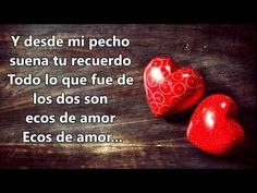 Jesse y Joy - ecos de amor ( LETRA ) - YouTube