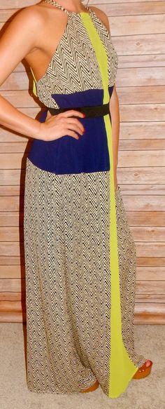 Sticks And Stones Maxi Dress #dresses
