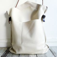 Image of mail bag - mitered | @andwhatelse