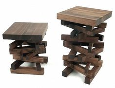 Neat end tables