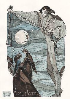 Opera Ghost, Music Of The Night, Phantom Of The Opera, Musical Theatre, Dark Art, Illustration, Fairy Tales, Horror, Artsy