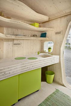 1   These Tiny Wooden Houses Are The College Dorm Of The Future   Co.Exist   ideas + impact