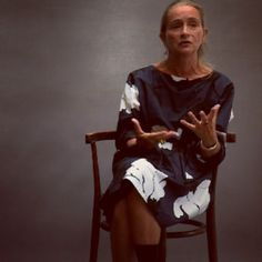 Great InFashion interview with the wonderful Lucinda Chambers from Vogue,happening live now on SHOWstudio. 6th September 2013.