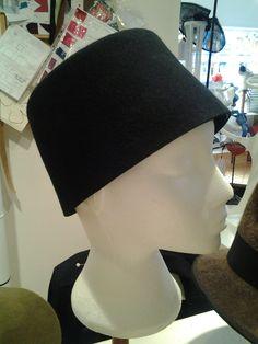 Black Bucket, Beanie, Costumes, Film, Tv, Atelier, Movie, Dress Up Clothes, Film Stock
